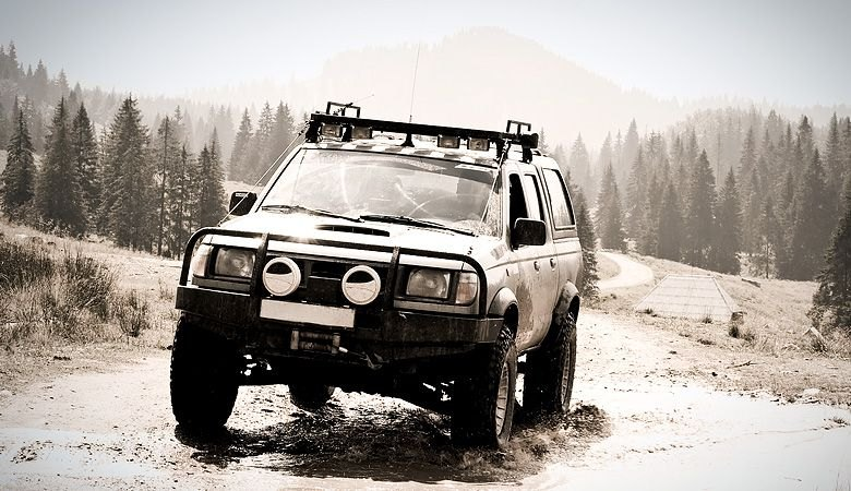 4x4 Off-Road <span>with professional instructors </span> - 1 - Zakopane Tours