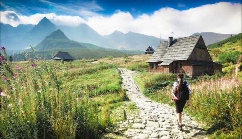Tatra Hiking <span> with a licensed mountain guide </span> - 4 - Zakopane Tours