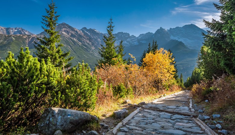 Tatra Trekking <span> with a licensed mountain guide </span> - 8 - Zakopane Tours
