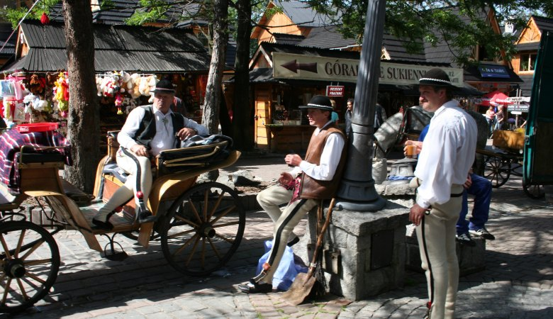 Zakopane 4h Tour <span> with a private guide & transport</span> - 1 - Zakopane Tours