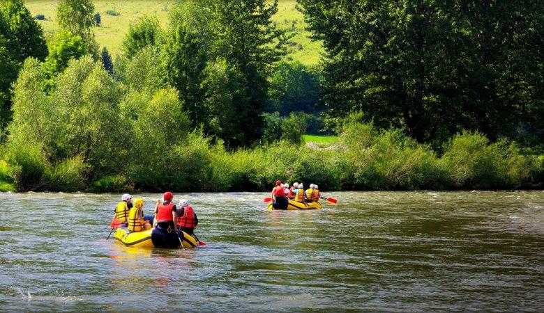 White Water Rafting - Zakopane Rafting - Tatra Tours